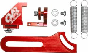 CVR PERFORMANCE #64501R 4500 Throttle Return Spring Kit - Red