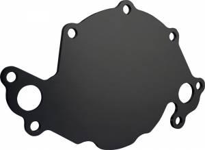 CVR PERFORMANCE #65022BK Back Plate Water Pump - SBF Black