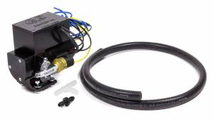 CVR PERFORMANCE #VP665 12 Volt Electric Vacuum Pump Black Anodized