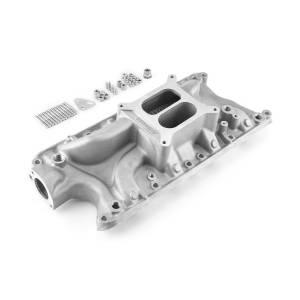 SPEEDMASTER #1-147-043 SBF Intake Manifold Low-Rise Design