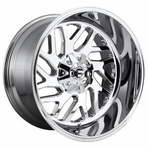 FUEL OFF ROAD #D60920009846 Wheel-Triton 20x10 6x135 /6x139.70 Chrome Plated