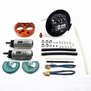 DEATSCHWERKS #9-401-7030 X2-Series Fuel Pump Module 11-19 Mustang