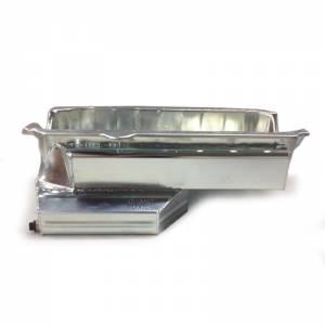 CHAMP PANS #CP100KORB-RR SBC CP100 Oil Pan - RR 86-98