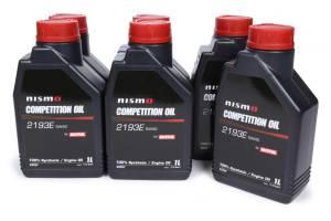 MOTUL USA #104253 Nismo Competition Oil 5w40 Case 6 x 1 Liter