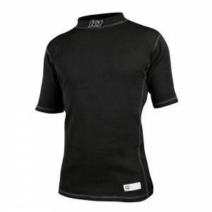K1 RACEGEAR #26-PSS-N-L Undershirt Precision Black Large