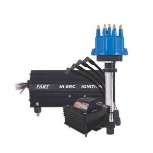 FAST ELECTRONICS #6000-6700C HI-6RC CD Ignition Kit - Chevy V8