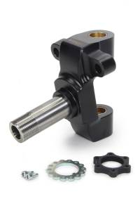 MPD RACING #MPD14000 Spindle With Steel Snout Black Sprint Car