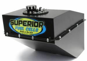 SUPERIOR FUEL CELLS #SFC26CA Fuel Cell Can 26gal Blk