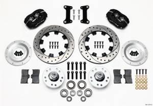 WILWOOD #140-11275-D Brake Kit Front Dynalite Camaro 82-92 12.19in Rt