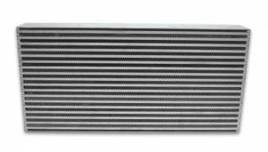 VIBRANT PERFORMANCE #12831 Intercooler Core; Core Size: 22inW x 9inH x 3.25