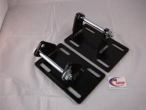 CAR SHOP INC #2348 LS1 S10 2WD V8 MOUNTS