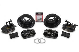 WILWOOD #140-14400-D Brake Kit Rear GM 12 Bolt w/ Parking Brake