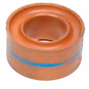 RE SUSPENSION #S-MTSA-ML150-263 Spring Rubber 5in Dia. 1.5in Tall Blue
