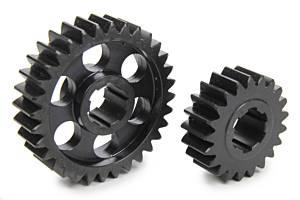 SCS GEARS #611 Quick Change Gear Set 6 Spline