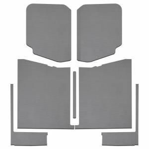 DESIGN ENGINEERING #50186 20-   Gladiator Headline r Leather Look Gray 7 Pc