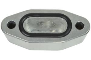 ICT BILLET #551534 Oil Pressure Sensor Relo cation Adapter
