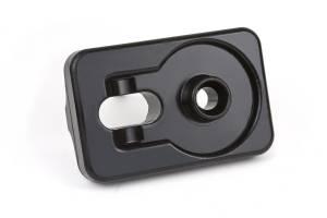 Winch Isolator - Roller Black