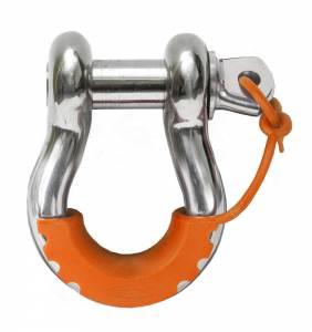 DAYSTAR PRODUCTS INTERNATIONAL #KU70058FA Locking D-Ring Isolator Fluorescent Orange