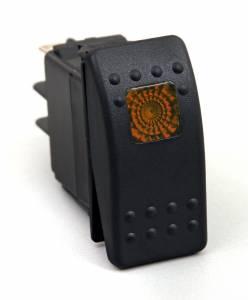 DAYSTAR PRODUCTS INTERNATIONAL #KU80013 Rocker Switch Amber