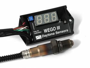 DAYTONA SENSORS #112002 WEGO III Wide-Band Air/ Fuel Ratio Kit