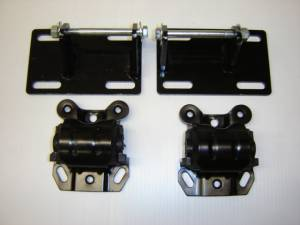 CAR SHOP INC #2348-A2435 LS S10 Complete Mount Kit
