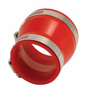 SPECTRE #SPE-8752 Reducer 3in to 2.5in PVC Red