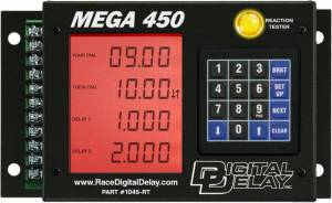 Super Crossover Digital Delay Box MEGA450-BR