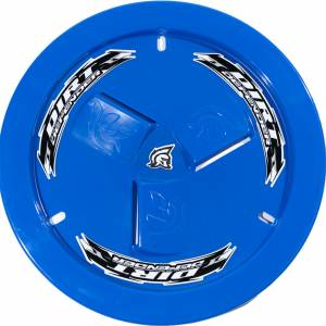DIRT DEFENDER RACING PRODUCTS #10170 Wheel Cover Dark Blue Vented