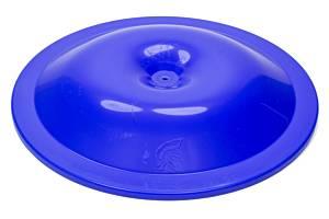 DIRT DEFENDER RACING PRODUCTS #5001DB Air Cleaner Top 14in Dark Blue