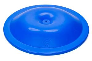 DIRT DEFENDER RACING PRODUCTS #5003LB Air Cleaner Top 14in Lite Blue
