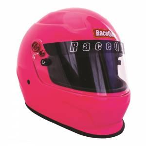 RACEQUIP #276883 Helmet PRO20 Hot Pink Medium SA2020