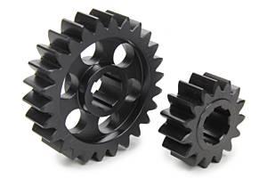 SCS GEARS #618 Quick Change Gear Set 6 Spline