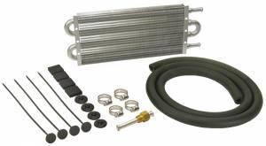 DERALE #12901 Dyno-Cool Aluminum Trans Cooler