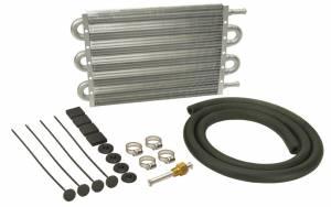 DERALE #12906 Dyno-Cool Aluminum Trans Cooler