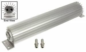 DERALE #13261 Dual-Pass Heat Sink Cooler 15in