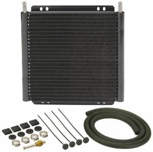 DERALE #13504 Plate & Fin Trans Cooler Kit (11/32in)