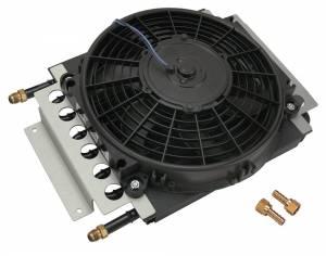 DERALE #13720 8-Pass Electra-Cool Cooler (-6AN)