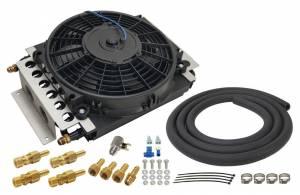 DERALE #13900 16 pass Electra-Cool Cooler 6an Inlets