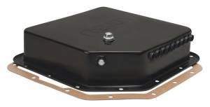 DERALE #14200 Black Trans Pan GM TH350