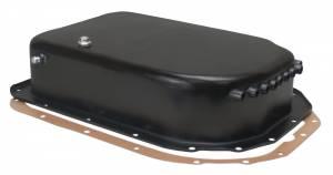 DERALE #14207 Black Trans Pan GM 4L80E