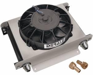 DERALE #15865 Hyper-Cool Cooler -10AN