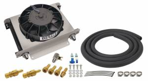 DERALE #15960 Hyper-Cool Trans Cooler  Kit -8an