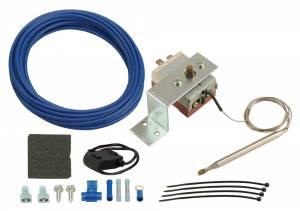 DERALE #16769 Adjustable Fan Controllr w/ In Hose Probe