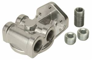 DERALE #25729 Side-Ports Filter Mount 1/2in NPT
