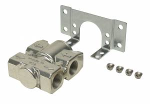 DERALE #25791 Thermostat w/Brackets 1/2in NPT