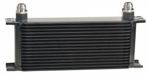 DERALE #51610 16 Row Core 5in. Tall -10an Inlets Trans/Oil C