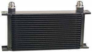 DERALE #51910 19 Row Stack Plate Oil Cooler -10an