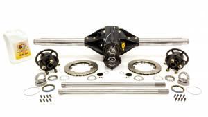 DIVERSIFIED MACHINE #IMCA4.12PRO-HA-KIT Q/C Rearend Pro 4.12 w/ Tubes Hubs Rotors Hollow