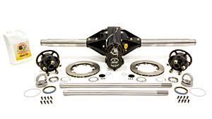 DIVERSIFIED MACHINE #IMCA4.12PRO-HA-KIT-2 Q/C Rearend Pro 4.12 w/ Tubes Hubs Rotors Hollow
