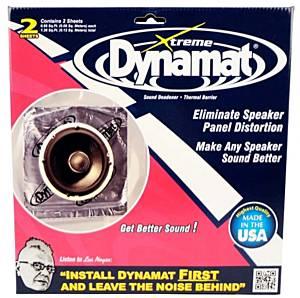 DYNAMAT #10415 Dynamat Extreme 2 Sheet 10in x 10in
